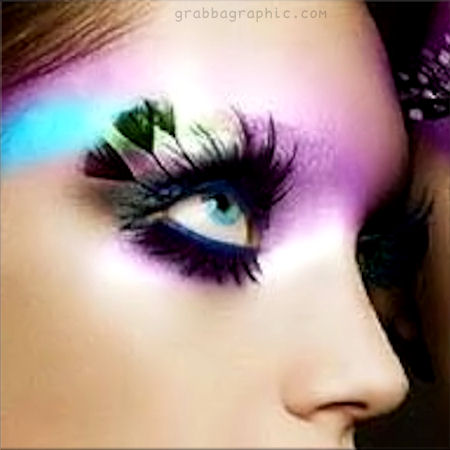 Lips and Eyes 160