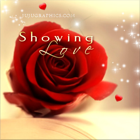 Showing Love 103